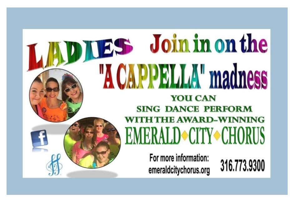 A CAPPELLA madness Guest Night